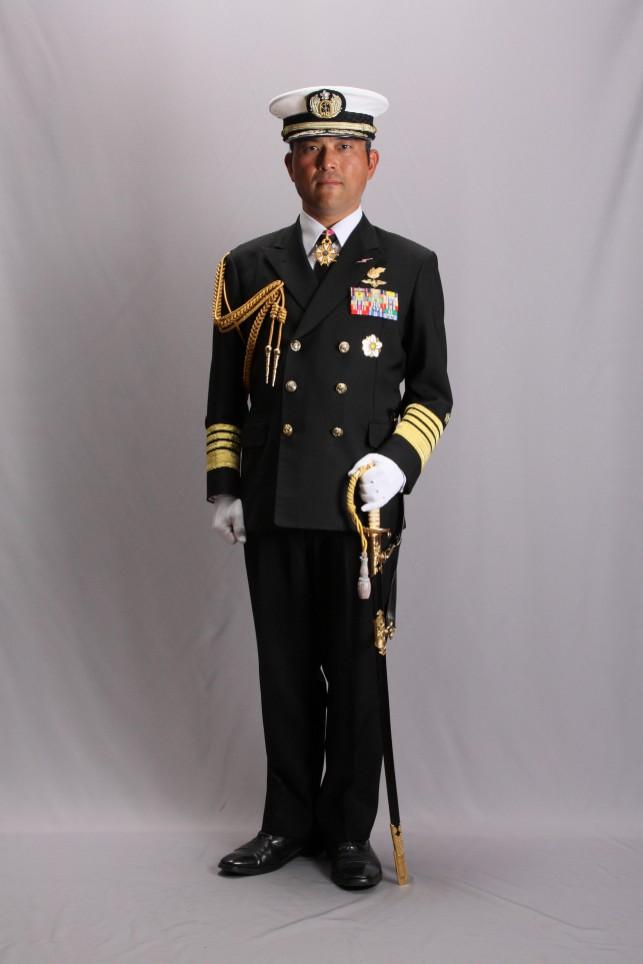 礼装 自衛隊