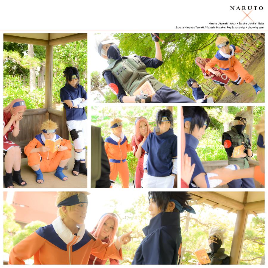 Naruto ナルト 春野サクラ1部 コスプレイヤーズアーカイブ